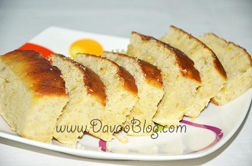 Banana Bread or Cake