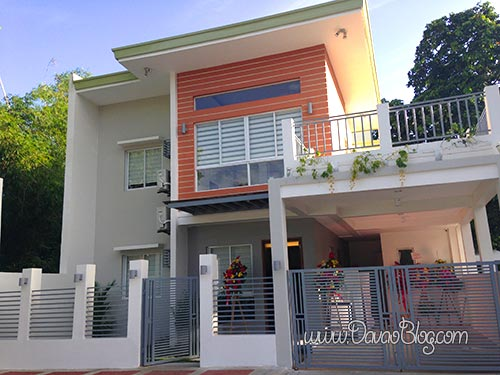 Diamond Heights Subdivision near Davao Airport