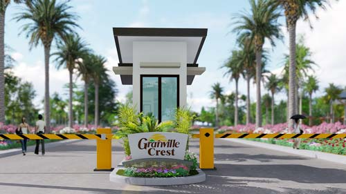 GRANVILLE CREST Catalunan Pequeño Davao