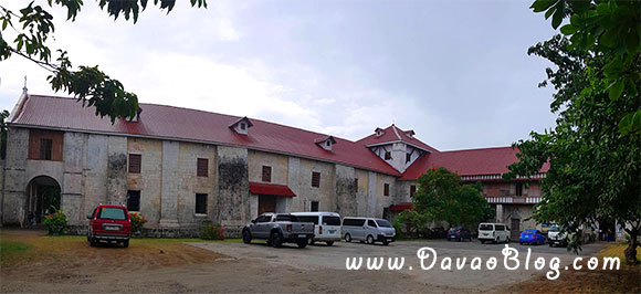 Bohol-Tourist-Spot-Baclayon-Church-Bohol-Island-Philippines