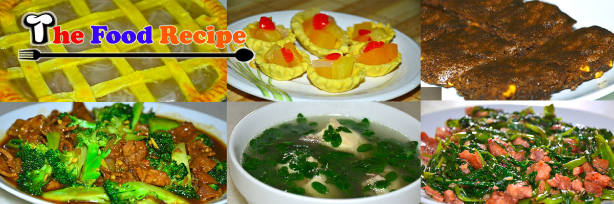 The Food Recipe by DavaoBlog